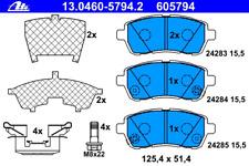 Bremsbelagsatz Scheibenbremse - ATE 13.0460-5794.2
