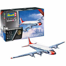 REVELL C-54D Thunderbirds Platinum Edit 1:72 Aircraft Model Kit 03920