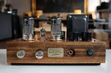 Megahertz Audio OTL 6080 Tube Headphone Ampliffier