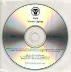 (938D) Data, Muted / Splice - DJ CD