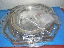 Murray Feiss 120w 2 Birne Poliert Nickel flushmount lamp Fixture Weiß Opal ET