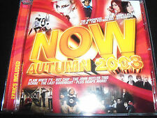 Now Autumn 2008 Various CD Ft Kylie Minogue The Veronicas Simple Plan Seal & Mor