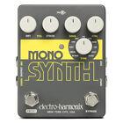 Electro Harmonix Mono Synth Synthesizer Guitar Effect Pedal