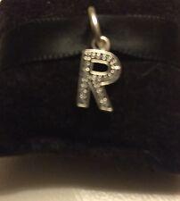 Pandora 1/2 precio venta Letra R Encanto Colgante 791330CZ