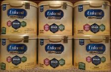 6 Tubs of Enfamil NeuroPro Infant Formula/20.7 oz