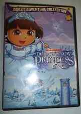 Dora the Explorer - Dora Saves the Snow Princess (DVD, 2012)