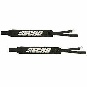Set of 2 Genuine Echo Backpack Blower Straps / Harnesses - C061000111 by ECHO