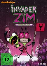 Invader Zim 27 Episodes The Complete TV Series All 8 DVD Box Edition NEW