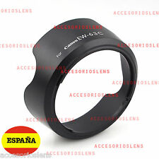 PARASOL PARA CANON  EW-63C EW63C PARA CANON EF-S 18-55mm f/3.5-5.6 IS STM Lens