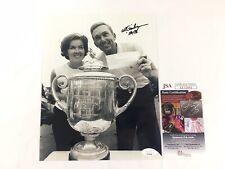 Al Geiberger Signed 8x10 Photo JSA Coa Mr. 59