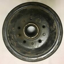 1939-1942 Chrysler Right Front Brake Drum and Hub , NEW OLD STOCK!