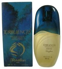 TURBULENCES by REVILLON  EDT Spray 3.3 oz/ 100ml, FAST SHIPPING, NEW IN BOX