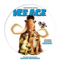 Ice Age - Original Motion Picture Soundtrack - David Newman - New Pic Disc Vinyl