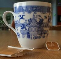 Calamityware 12-oz Coffee or Tea Mug Porcelain Made in Poland Calamity Ware Cup