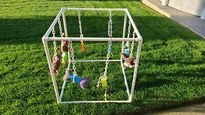 Puppy Play Activity Toys Gym Standard Small, Medium & Lard Sizes Available
