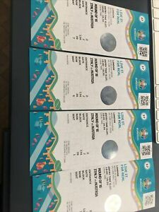 Italy v Austria Euro 2020  Ticket Stub in Mint condition (4 Available) Match 37