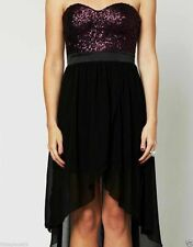 Lipsy Sequin Party Sleeveless Dresses for Women