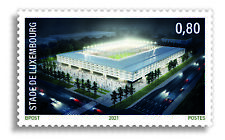 Luxemburg 2021  Stade Luxembourg  voetbal - rugby    POSTFRIS/MNH