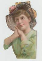W. Duke Sons & Co Honest Long Cut Tobacco Card Stars Of The Stage