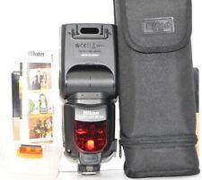 Nikon Speedlight SB-900 Aufsteckblitz Blitz Blitzgerät Flash TOP *a