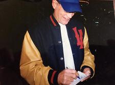 DAVID LETTERMAN SIGNED BASEBALL W/ PROOF DAVE LATE NIGHT SHOW MLB