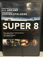 Super 8 (DVD, 2011, Bilingual, Widescreen)-Sci-Fi