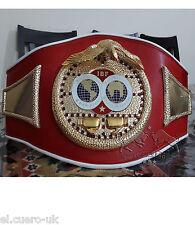 IBF Boxing Champion Ship Belt intercontinental champion.Adult size