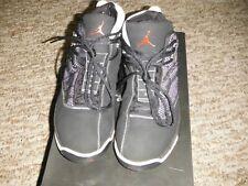 hot sale online 18ef0 667b7 Nike Air Jordan 12.5 Team, Black Varsity Red White, Shoe Size 9.5