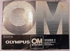 Olympus Winder 2 Instructions | $6.25 |