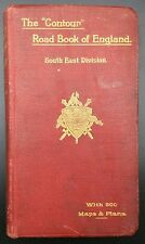 The Contour Road Book of England South East Division, 1903