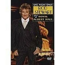 "ROD STEWART ""ONE NIGHT ONLY! LIVE AT..."" DVD NEW+"