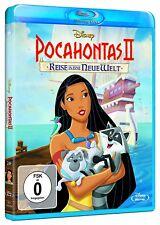 Disney - Pocahontas II (Teil 2) auf Blu Ray NEU+OVP