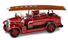 Leyland FK 1 1934 rot Feuerwehr Yat Ming  1:43