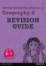 Revise Edexcel GCSE (9-1) Geography B Revision Guide: (with free online edition…