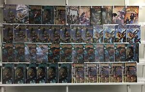Wynonna Earp Image Idw 46 Lot Comic Book Comics Set Run Collection Box