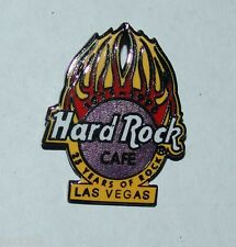 Las Vegas Hard Rock Cafe 25 Years of Rock 1971-1996 Commemorative Pin Never Used