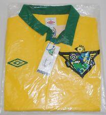 BRASILE LIMITED EDITION UMBRO Maglietta da Calcio (Taglia XL) - NUOVO NELLA SCATOLA