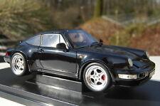 """Welly Porsche 964 carrera 4 WTL"""" 30 años 911"""" 1/18 transformación nuevo en OVP"""