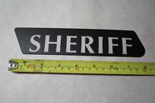 Harley Sheriff saddlebag insert FL Touring bag Law Enforcement Road King EP9666B