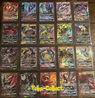 Pokemon Card Lot 10 Holo Pack! 3 GUARANTEED GX! Full Art, Rainbow, Tag Team!