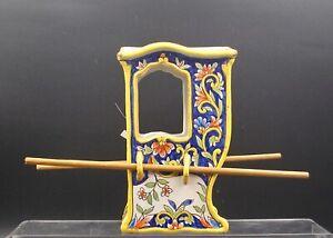 Quimper Model of a Sedan Chair