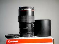 Canon EF 100mm f2.8 L Macro Lens in Box. Excellent condition