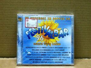FESTIVALBAR  96----- 2 CD SIGILLATI  ORIGINALI