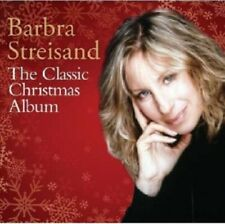 Barbra Streisand The Classic Christmas Album CD NEW