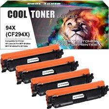 Compatible for HP CF294X 94X CF294A Toner LaserJet Pro M118dw M148dw fdw M149fdw