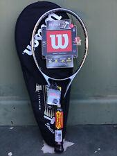 Wilson 7.0 Hammer Titanium Oversize Stretch 4-5/8 Tennis Racquet (J-Stock)