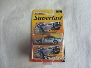 2005 Mattel Matchbox Superfast:  Chevy Impala NIP