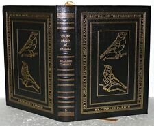 On The Origin of Species - Charles Darwin -The Easton Press 1991, HB, Collectors