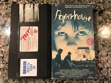 Paperhouse Vhs! 1988 Intense Thriller! Dreams Inception Paprika Waking Life