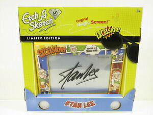 Etch A Sketch Stan Lee Excelsior! 60th Anniversary Limited Edition Marvel Comics